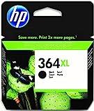 HP 364XL CN684EE Negro, Cartucho de Tinta de Alta Capacidad Original, de 550...
