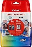 Canon PG-540XL+CL-541XL Cartucho de tinta original BK XL+Tricolor XL para...