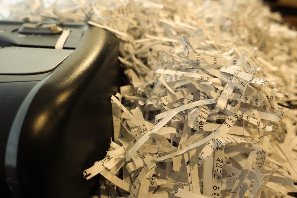 Cómo se mide el nivel de confidencialidad que ofrecen las destructoras de papel