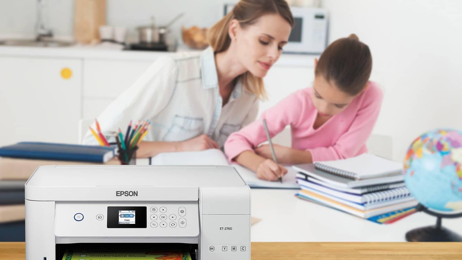 Mejores impresoras baratas con tinta económica
