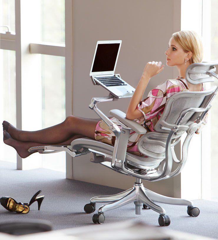 silla de oficina comoda